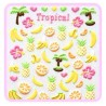 3D Sticker - Hawaii Tropicana CN-04
