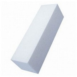 Nail File - Rectangular Cube Block Buffer Grit 150