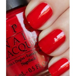 OPI Swiss - Color So Hot It Berns Z13 0.5oz