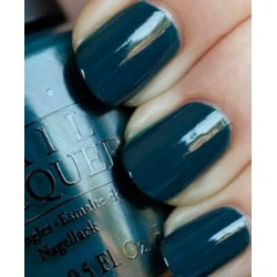 OPI Swiss - Ski Teal We Drop Z16 0.5oz