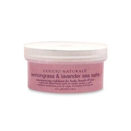 Cuccio - Pomegranate & Fig Fine Sea Salt 8 oz