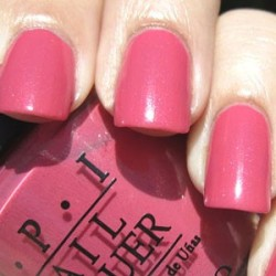 OPI Touring America - My Address is Hollywood T31 0.5 oz