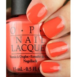 OPI Hongkong - Hot and Spicy H43 0.5 oz