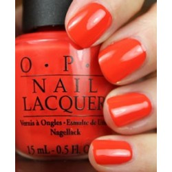 OPI Hongkong - A Good Man-Darin Is Hard To Find H47 0.5 oz