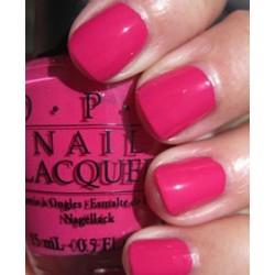OPI Espana - Pink Flamenco E44 0.5 oz