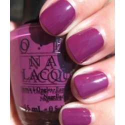 OPI Espana - Pampalona Purple E50 0.5 oz