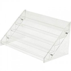Polish Rack - Table-Top Acrylic 60 bottles Display