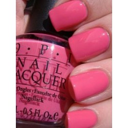 OPI South Beach - Feelin' Hot-Hot-Hot! B77 0.5 oz