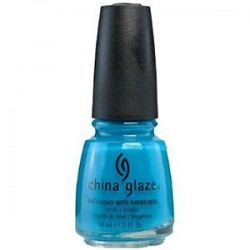 China Glaze - Aqua Baby 70281 0.5 oz