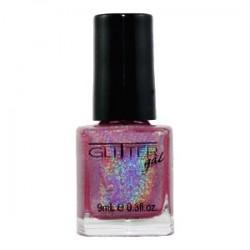 Glitter Gal - Fuchsia 3D/Holo 9ml GG703H