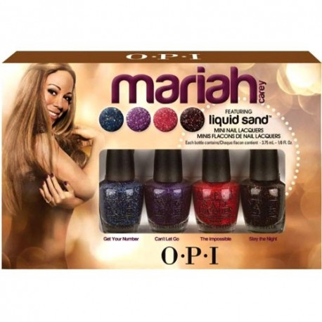 OPI Mariah Carey - Mini 4pk set