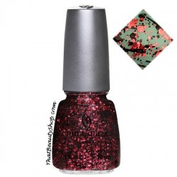 CG Glitz - Scattered n Tattered (red) 81233