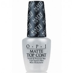OPI Matte Topcoat 0.5 oz
