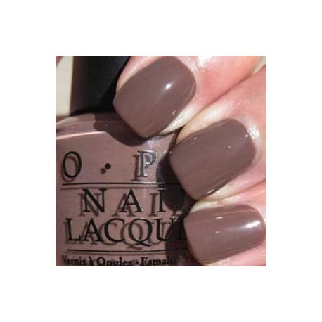 OPI Brights - Over The Taupe B85 0.5 oz