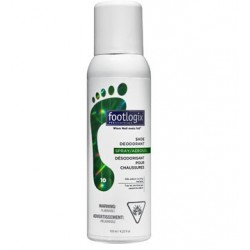 Footlogix - Shoe Deodorant Pump Spray 125ml