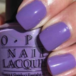 OPI Brights - A Grape Fit! B87 0.5 oz