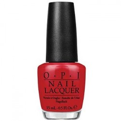 OPI Brazil - Red Hot Rio A70