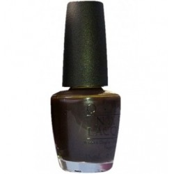 OPI Gwen Holiday - Love is Hot and Coal F06