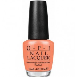 OPI Hawaii - Is Mai Tai Crooked? H68