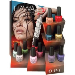 OPI Hawaii Spring Summer 2015 set 12 colors