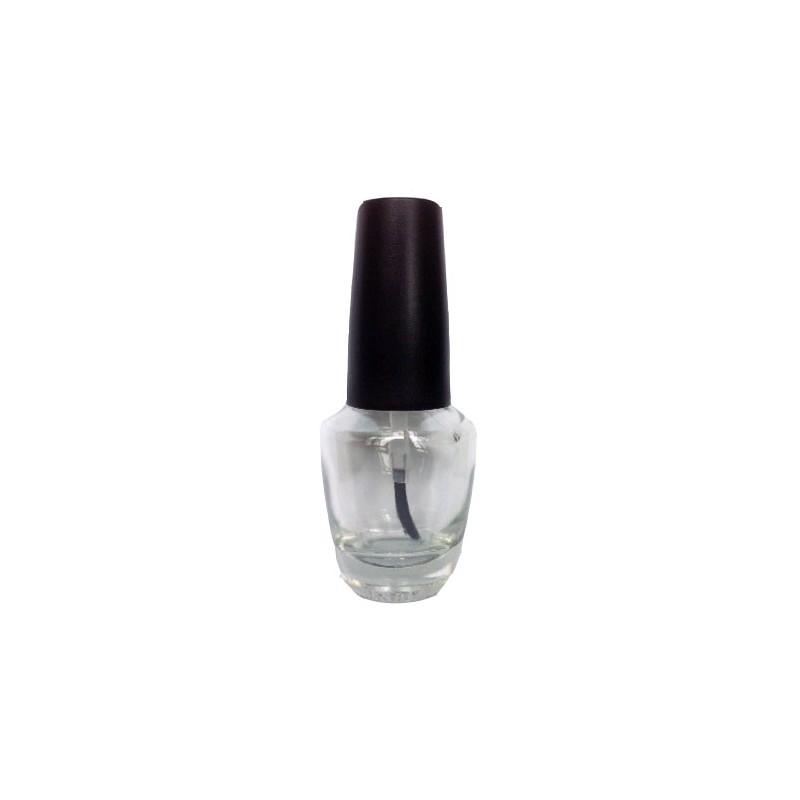 How To Empty A Nail Polish Bottle: Empty Nail Polish Bottle Glass 0.5oz/ 15ml