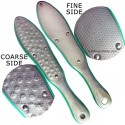 P.L.C PLC Korea Stainless Steel Foot File - PRO Version