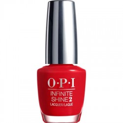 OPI Infinite Shine - Unrepeatantly Red ISL08