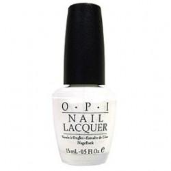 OPI Soft Shades - Alpine Snow L00 0.5 oz