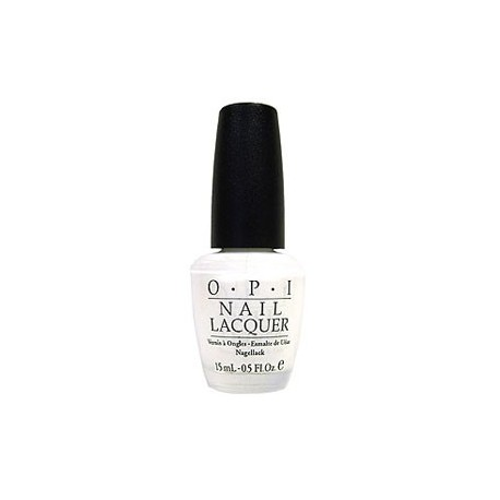 OPI Soft Shades - Alpine Snow L00 0.5 oz