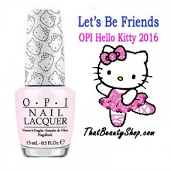 OPI Hello Kitty - Let's Be Friends H82*