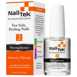 Nail Tek II Intensive Theraphy Topcoat 0.5 oz