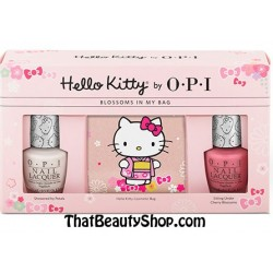 OPI Hello Kitty - Blossom in my Bag Duo Pack*