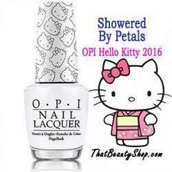 OPI Hello Kitty -  Showered By Petals H92*