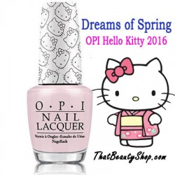 OPI Hello Kitty - Dreams of Spring H93*