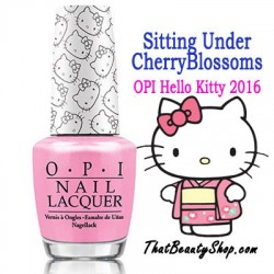 OPI Hello Kitty - Sitting Under the Cherry Blossoms H94*