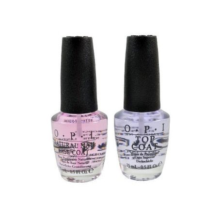 OPI POWER Pack - Topcoat n Basecoat set *2 x 0.5oz