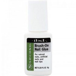 IBD 5 seconds brush on Nail Glue 6g