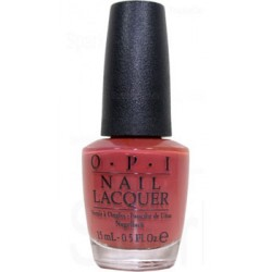 OPI Washington D.C - Suzi - Pale to the Chief W57