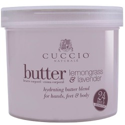 Cuccio - Lemongrass & Lavender Butter Blend cream 26 oz