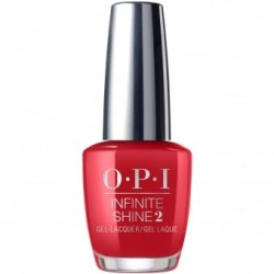 OPI Infinite Shine Iconic Shades - Big Apple Red LN25
