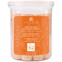 Cuccio Pedicure - Sea Fizz Tablet *160ct