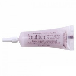 Cuccio Butter Blend Lavender & Lemongrass Travel Tube 9.24gm