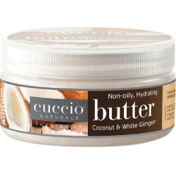 Cuccio - Coconut Ginger Butter Blend 8 oz