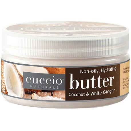 Cuccio - Coconut Ginger Butter Blend 8 oz