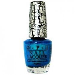 OPI Turquoius Shatter E64 0.5 oz