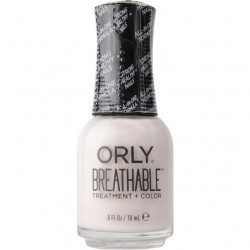 Orly Breathable Treatment & Nail Color - Light As a Feather Shade 909 0.5 oz