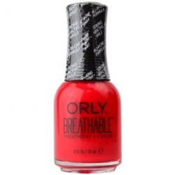 Orly Breathable Treatment & Nail Color - Stronger Than Ever 904 18ml