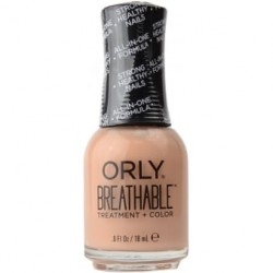 Orly Breathable Treatment & Nail Color - Nourishing Nude 907 18ml