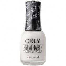 Orly Breathable Treatment & Nail Color - Barely There 908 18ml
