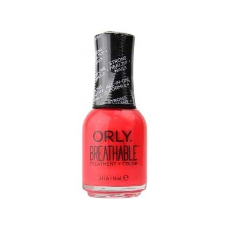 Orly Breathable Treatment & Nail Color - Give Me A Break 915 18ml